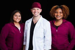 Dentistry on Monroe's Dental Team